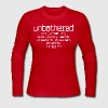 Unbothered - Women's Long Sleeve Jersey T-Shirt
