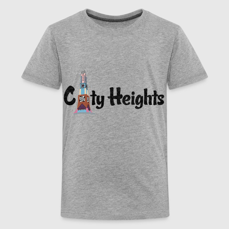 City Heights San Diego Neighborhood Kids' Shirts - Kids' Premium T-Shirt