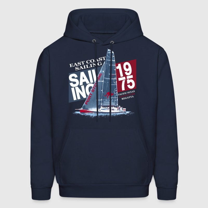 East Coast Sailing Hoodies - Men's Hoodie