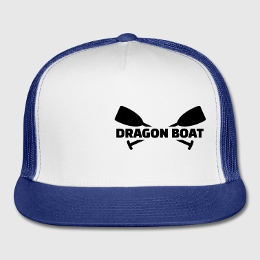 Dragon Boat Accessories - Trucker Cap