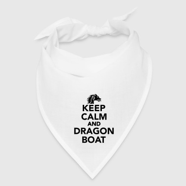 Keep calm and Dragon Boat Accessories - Bandana