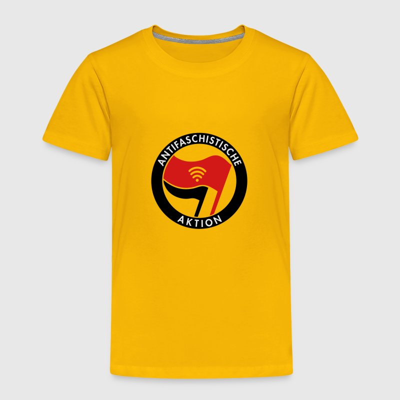 Antifa WiFi - Toddler Premium T-Shirt