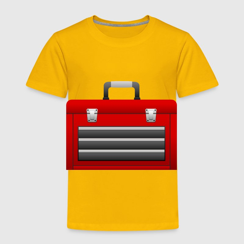 Toolbox - Toddler Premium T-Shirt