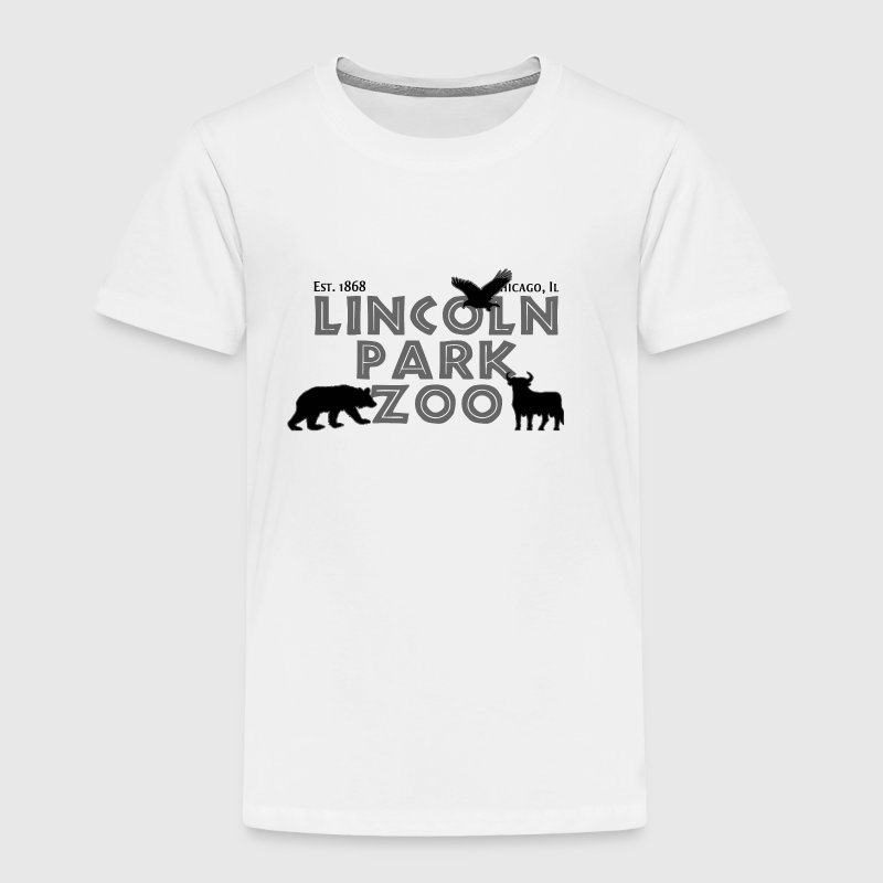 Chicago Lincoln Park Zoo Cute Baby & Toddler Shirts - Toddler Premium T-Shirt