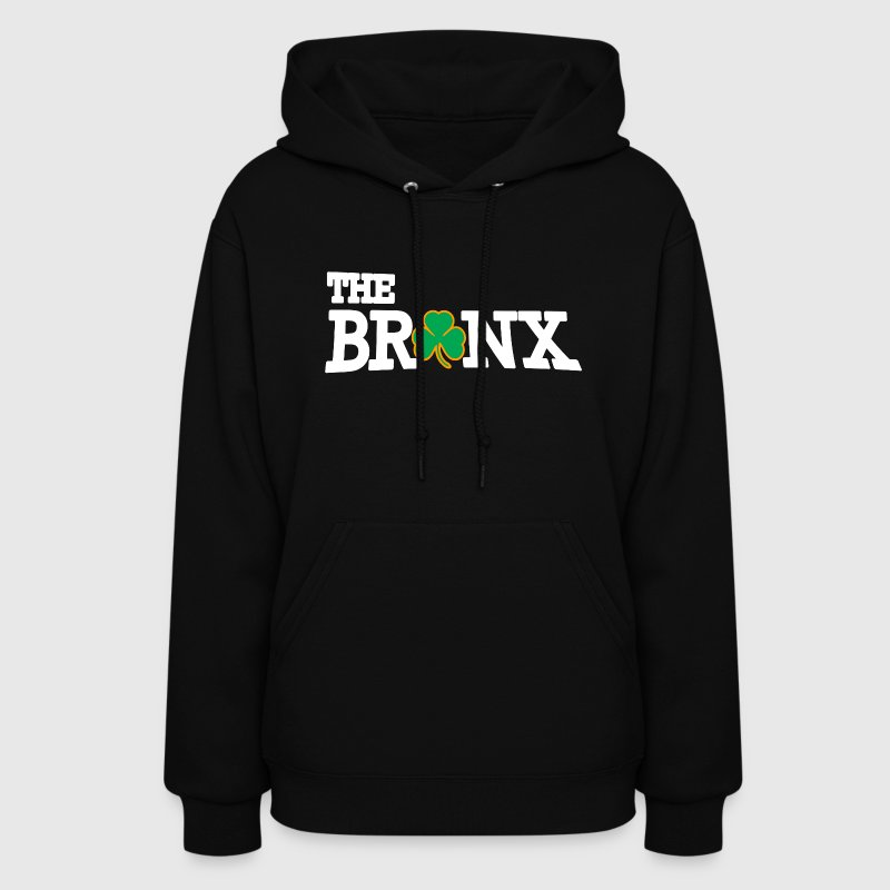 The Bronx New York Irish Hoodies - Women's Hoodie