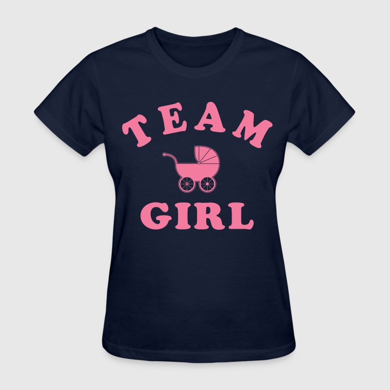 Team Girl Women's T-Shirts - Women's T-Shirt