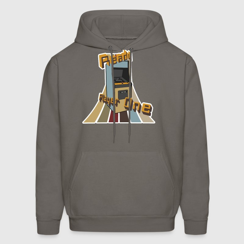 Ready Player One Hoodies - Men's Hoodie