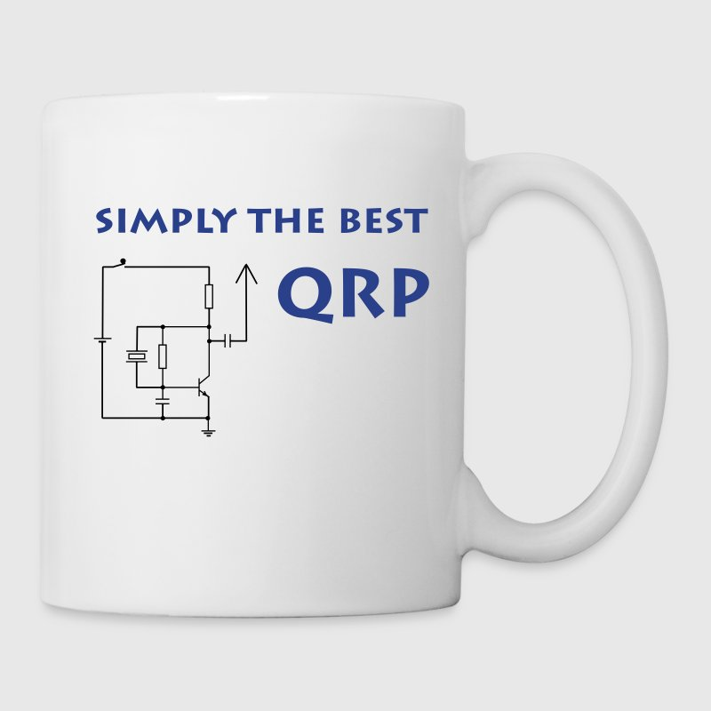 simply the best: QRP - Coffee/Tea Mug