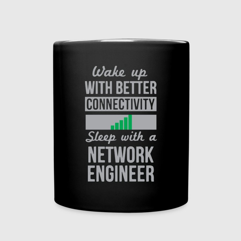 Funny Network Engineer - Full Color Mug