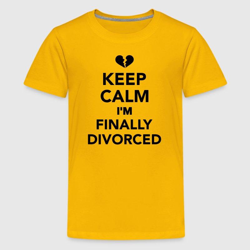 Finally Divorced