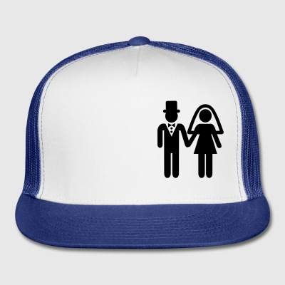 Wedding Accessories - Trucker Cap