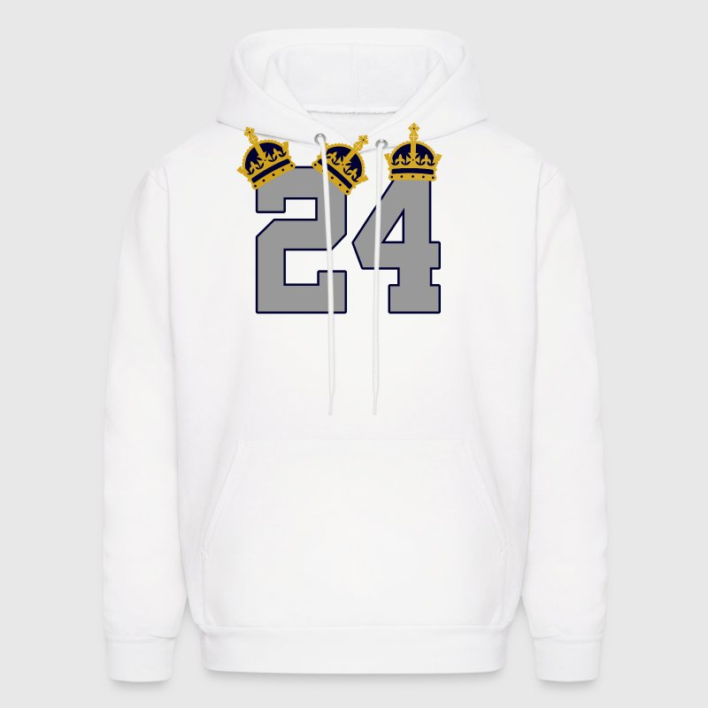 Miggy 24 Triple Crown 3 Crowns Hoodies - Men's Hoodie