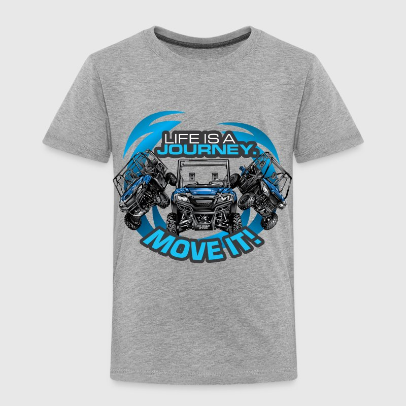 UTV SxS Move It Yamaha Baby & Toddler Shirts - Toddler Premium T-Shirt