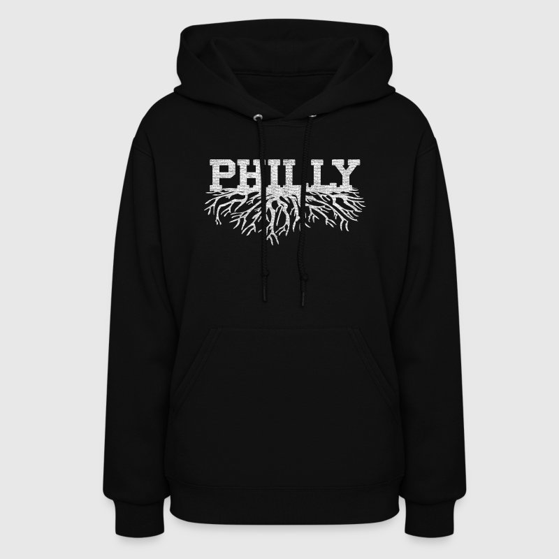My Philly Roots Rooted Hoodies - Women's Hoodie