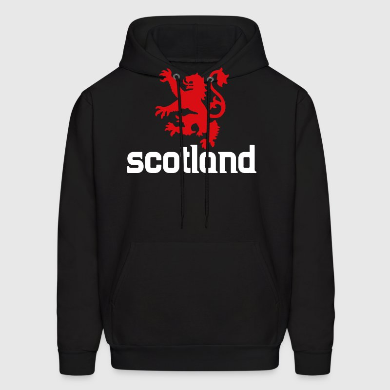 Scotland Lion UK Scottish Hoodies - Men's Hoodie