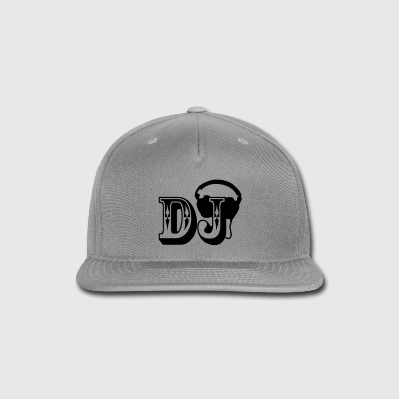 dj Caps - Snap-back Baseball Cap