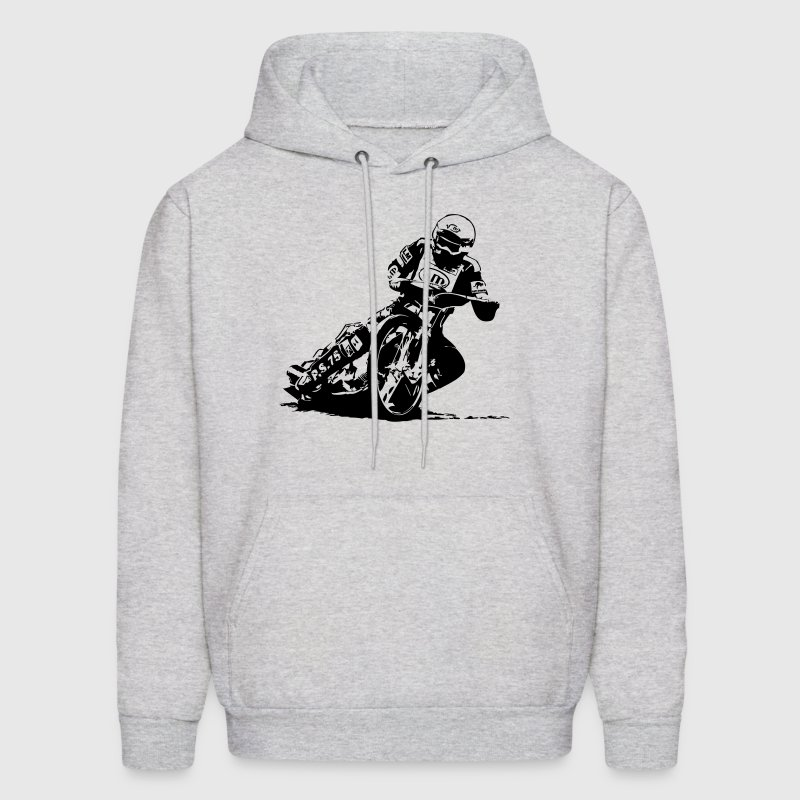 Speedway Driver - Dirt Track Racing Hoodies - Men's Hoodie