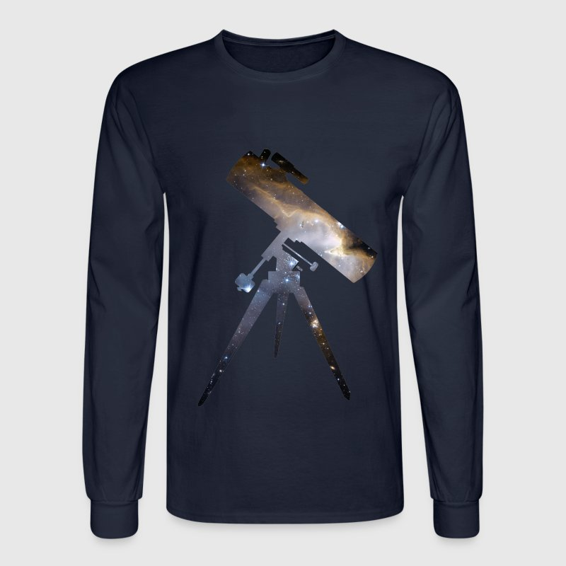 space telescope Long Sleeve Shirts - Men's Long Sleeve T-Shirt