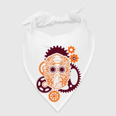 Steampunk mask Bags & backpacks - Bandana
