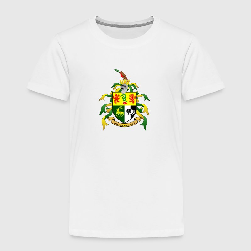 Sullivan Family Shield Crest Baby & Toddler Shirts - Toddler Premium T-Shirt