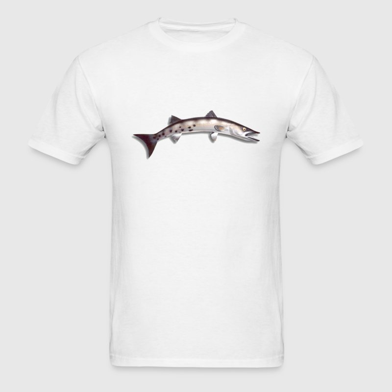 Barracuda Fish T-Shirts - Men's T-Shirt