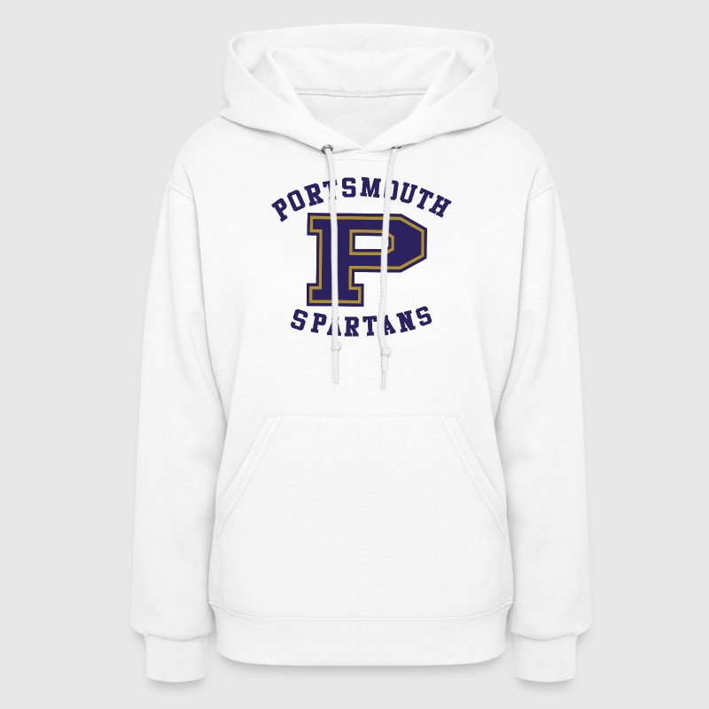 Old School Lions Portsmouth Spartans Hoodies - Women's Hoodie