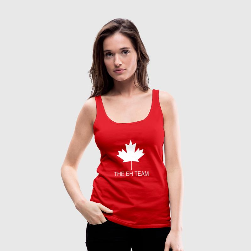 THE EH TEAM Tanks - Women's Premium Tank Top