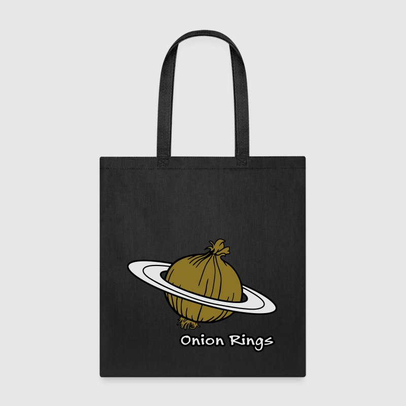 Onion Rings - The rings of onion planet Bags & backpacks - Tote Bag