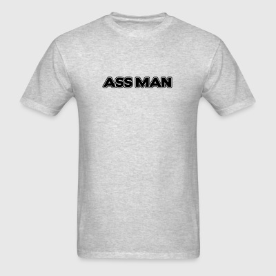 ASS MAN Tank Tops - Men's T-Shirt