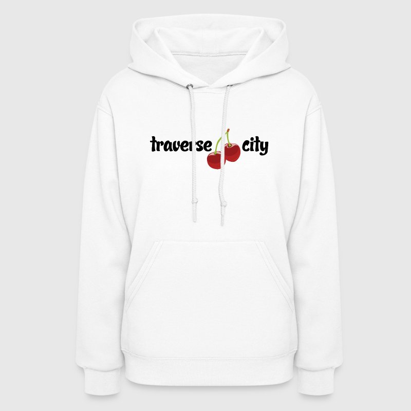 Traverse City Michigan Cherry Cherries Hoodies - Women's Hoodie