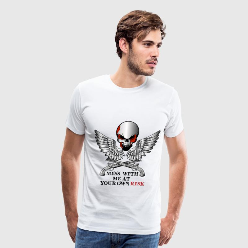 Don't Mess With Me - Men's Premium T-Shirt