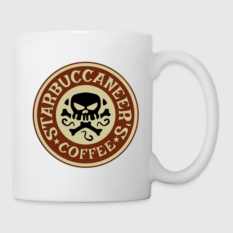 Starbuccaneers Coffee Mugs & Drinkware - Coffee/Tea Mug