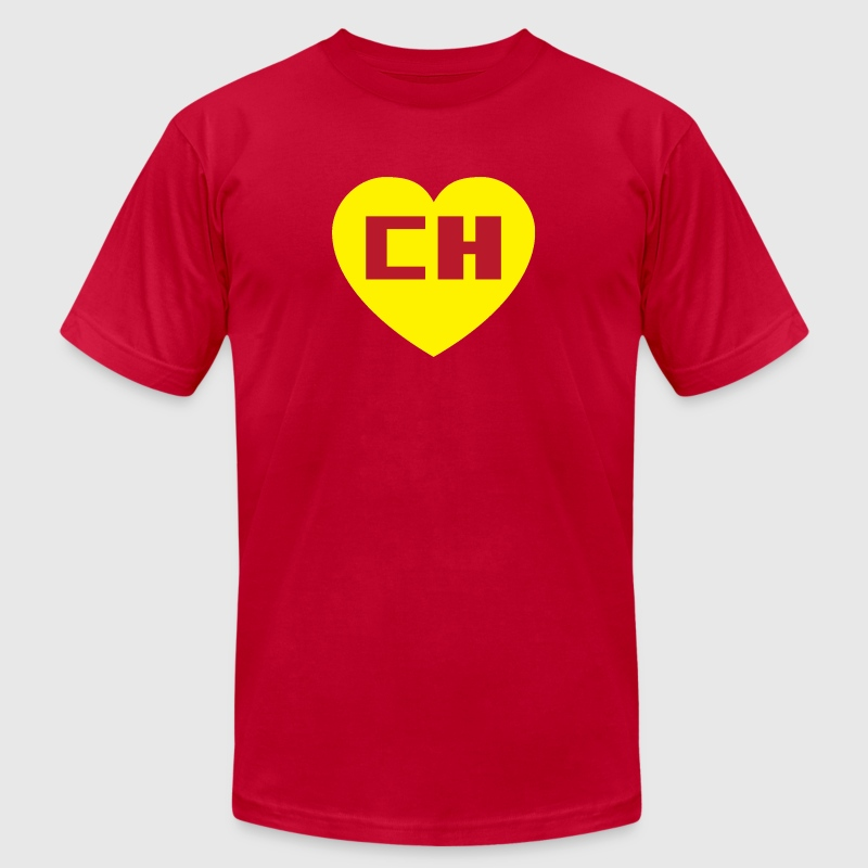 El Chapulin Colorado t shirt T-Shirts - Men's T-Shirt by American Apparel