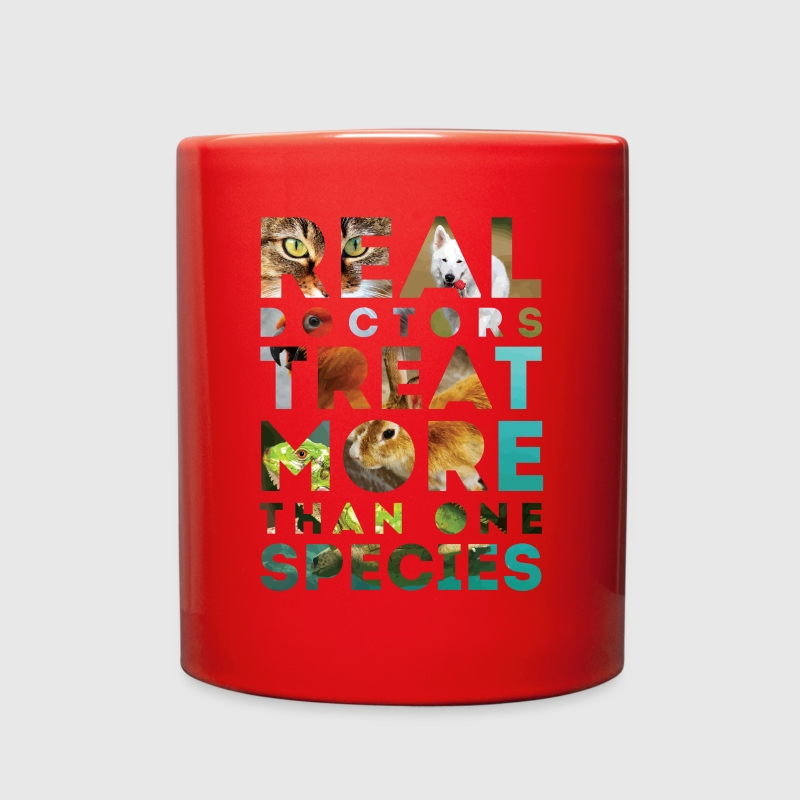 real doctors Mugs & Drinkware - Full Color Mug