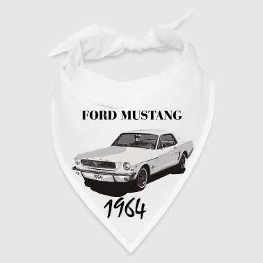 Ford Mustang 1964 Phone & Tablet Cases - Bandana