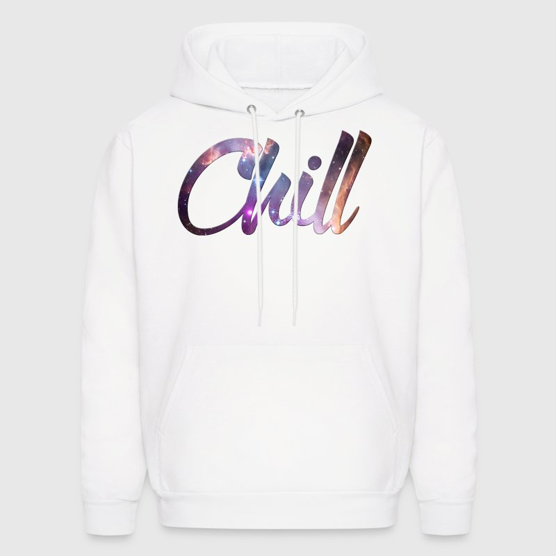 Space Chill - Men's Hoodie