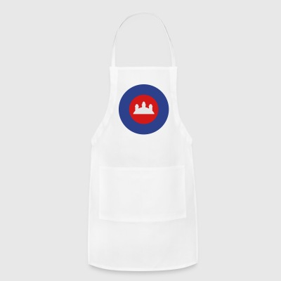 Cambodian Roundel Bags & backpacks - Adjustable Apron