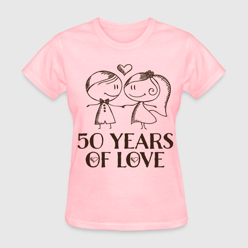 50th Anniversary Married Couples T-Shirt