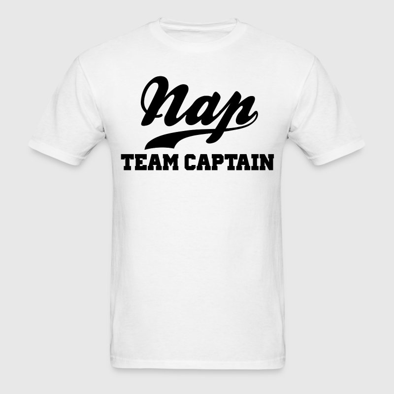 Nap Team Captain - Men's T-Shirt