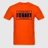 Straight Outta Syracuse T-Shirts - Men's T-Shirt