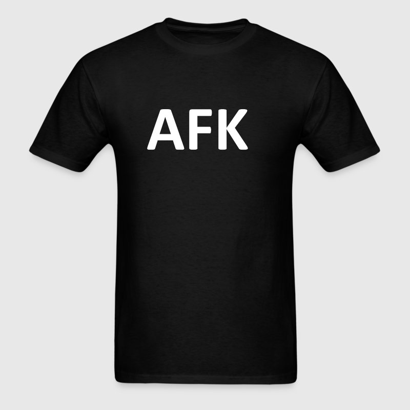 AFK away from keyboard t shirt - Men's T-Shirt