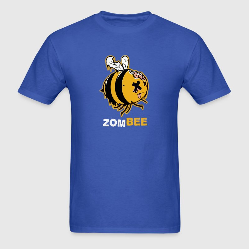 Zombie bee t shirt - Men's T-Shirt