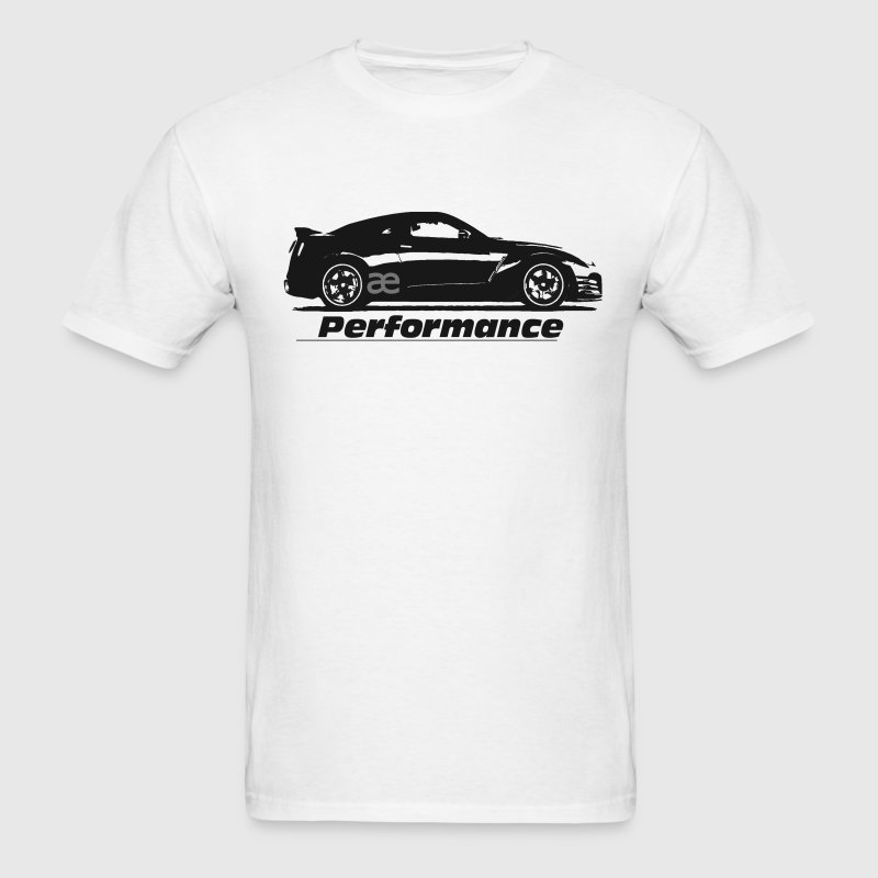 GTR R35 ae performance - Men's T-Shirt