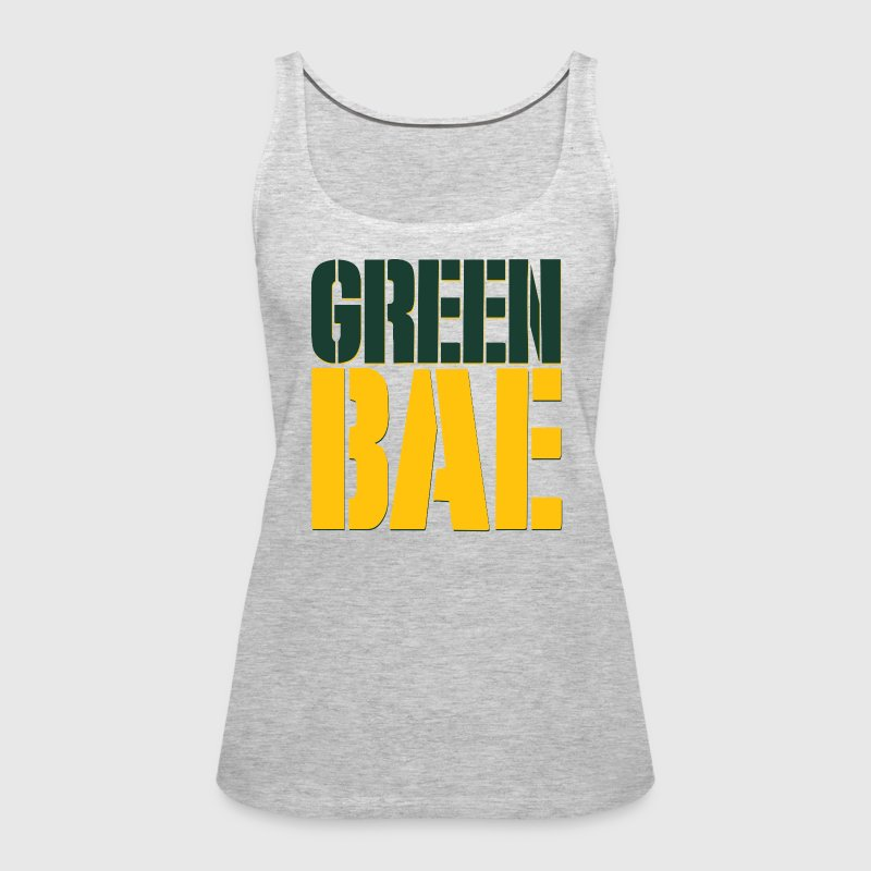 GREEN BAE Tanks - Women's Premium Tank Top
