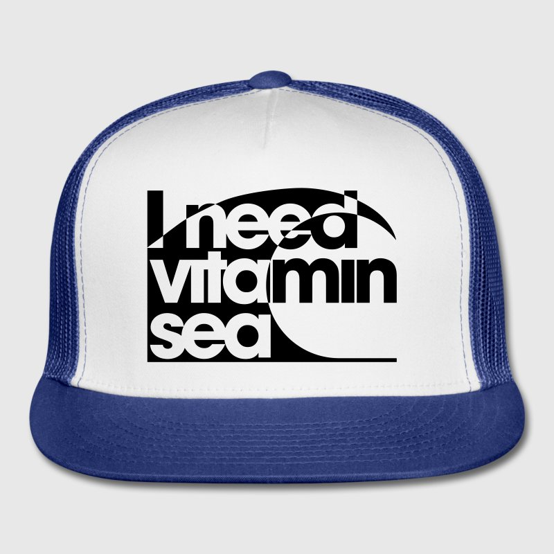 I need Vitamin SEA Caps - Trucker Cap