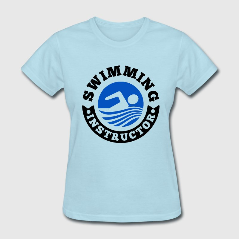 Swimming Instructor Women's T-Shirts - Women's T-Shirt