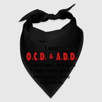 OCD & ADD Mugs & Drinkware - Bandana