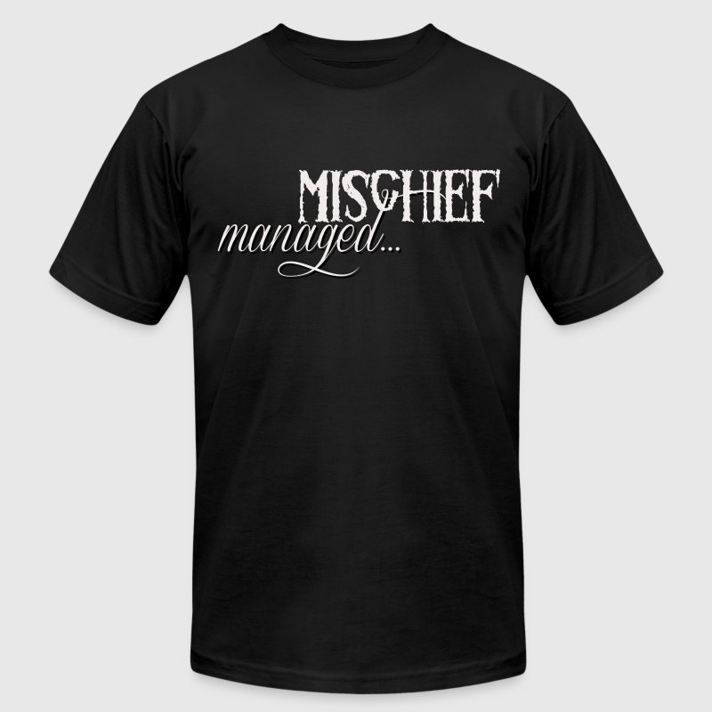Mischief Managed... T-Shirts - Men's T-Shirt by American Apparel