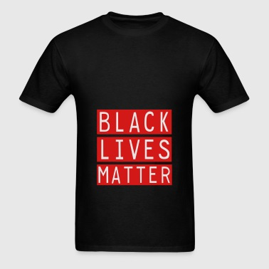 black lives matters Bags & backpacks - Men's T-Shirt