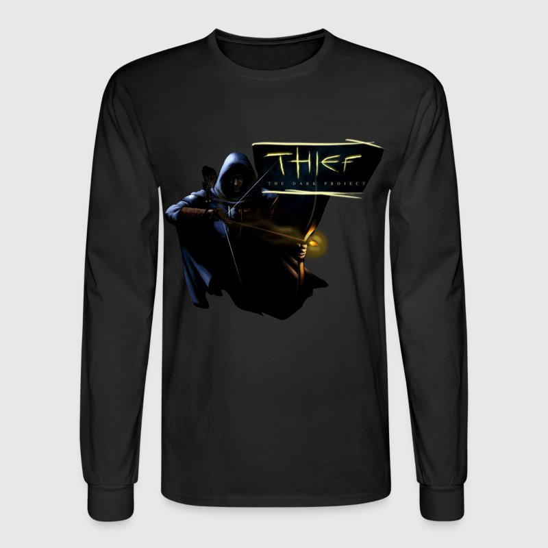 Thief: The Dark Project Long Sleeve - Men's Long Sleeve T-Shirt